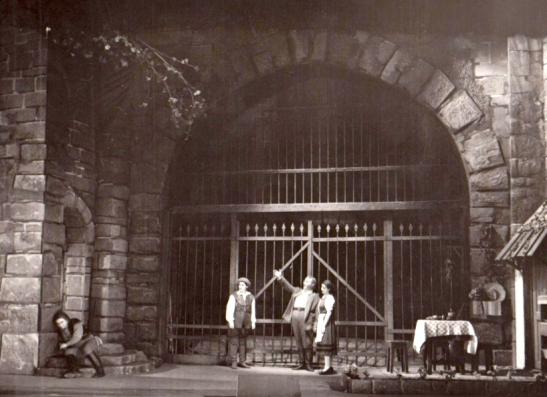 Fidelio - ONB, 1955 (Pantelimon Frunză, Ioana Nicola, Mircea Buciu, Lella Cincu)
