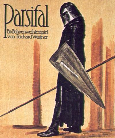 Parsifal, Zurich 1913