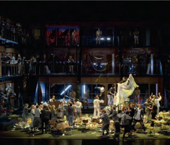 Meistersinger la Bayreuth, regia: Katharina Wagner