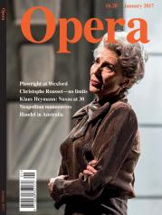 Opera, Ianuarie 2017