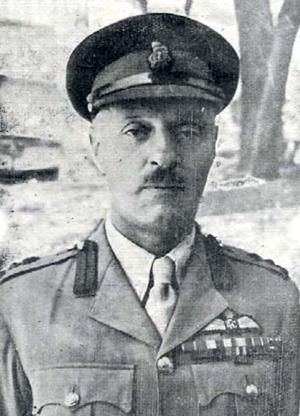 Generalul de brigadă Bertram Upton Sinclair Cripps