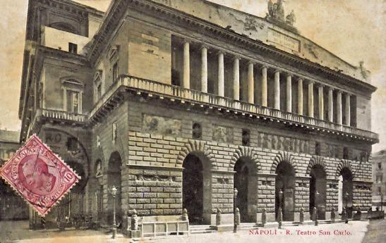 Teatro di San Carlo, Napoli (1912)