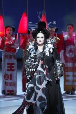 Irene Theorin - Turandot - Bayerischer Oper Munchen 2012