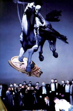 Un ballo in maschera - ENO, 1989 (regia: David Alden)