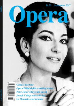 Opera September 2017