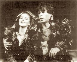Rebecca Litting și Stephen Dickinson - Papagena și Papageno
