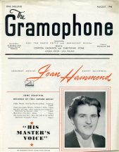 Gramophone - August 1946