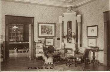 Interior Palatul Ghika (1)