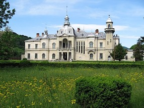 Palatul Ghika-Comănești