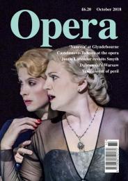 Opera, Octombrie 2018