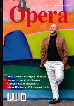 Opera Magazine - September 2019