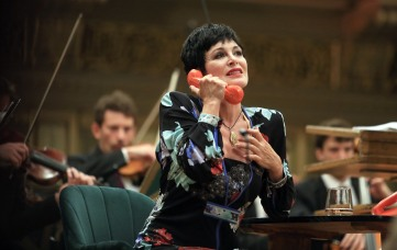 Anna Caterina Antonacci - La voix humaine (Enescu 2019, foto: Cătălina Filip)