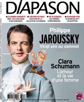 Diapason - Octombrie 2019 - Coperta