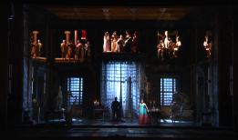 Vissi d'arte - Tosca@ Teatro alla Scala, Actul II