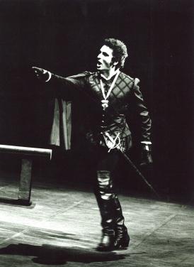 La sua voce! Il cor mi trema! mi pareva...qual terror!... - Don Carlo - Deutsche Oper Berlin, 1978