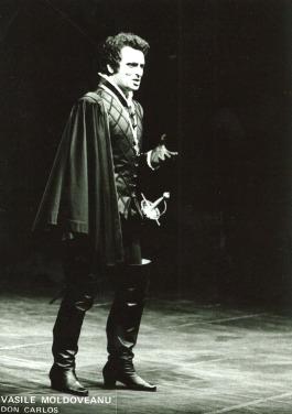 Io la vidi, al suo sorriso scintillar mi parve il sole - Don Carlo - Deutsche Oper Berlin, 1978
